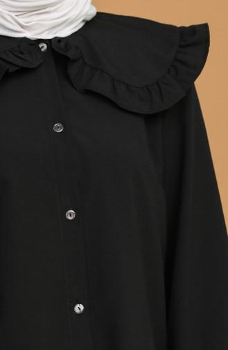 Schwarz Hemd 5549-02