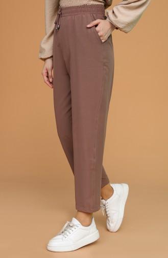 Brown Pants 0159-16