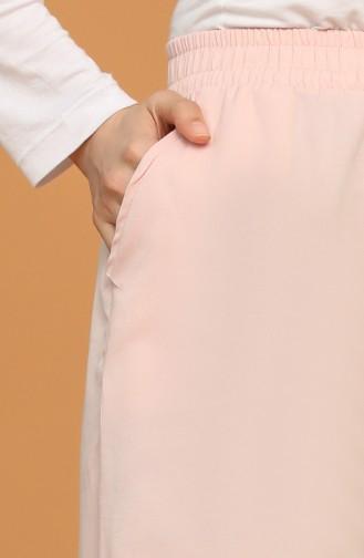 Cepli Bol Paça Pantolon 0159-22 Pudra