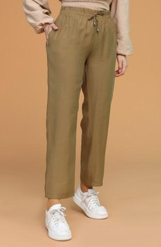 Pantalon Khaki Foncé 0190B-04