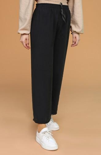Pantalon Noir 4430-01