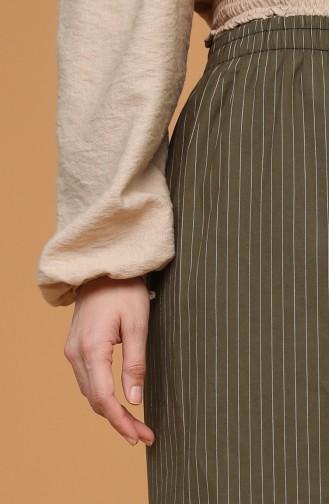 Pantalon Vert 4439-01