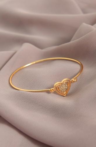 Bracelet Jaune 002-03