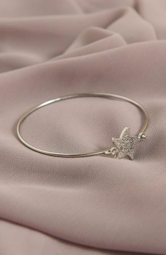 Bracelet Gris argenté 003-01