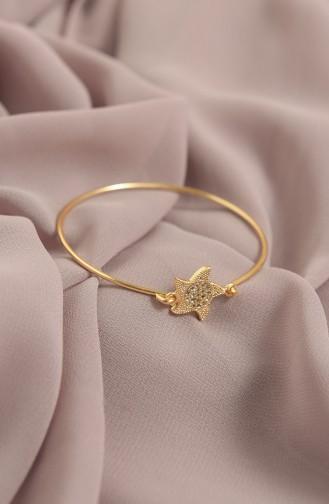Bracelet Jaune 003-03