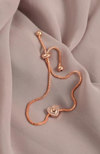 Bracelet Peau Rose 010-02
