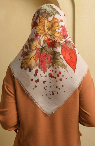 Coral Scarf 11367-07