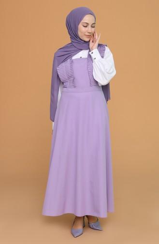 Lilac Gilet 0629-02