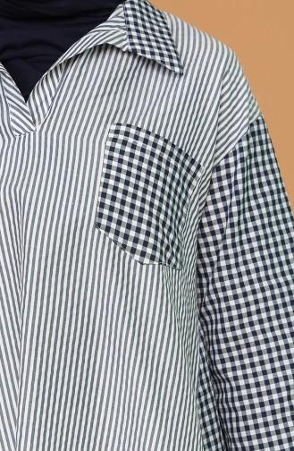 Navy Blue Shirt 3282-02