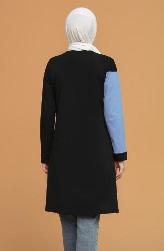 تونيك أسود 1051-05
