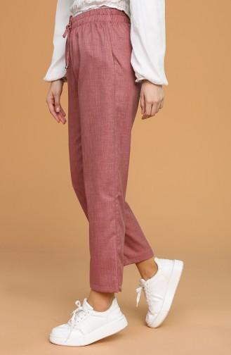 Dusty Rose Pants 0158B-01
