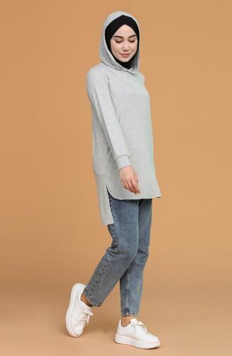 Light Gray Tunics 1635C-01