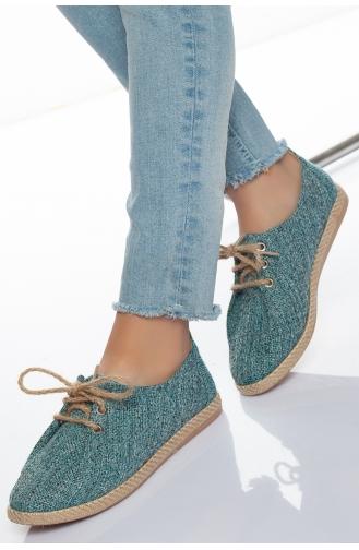 Chaussures de jour Bleu 03-01