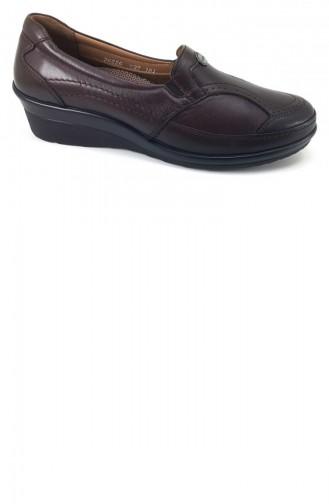 Chaussures de jour Couleur Brun 6105