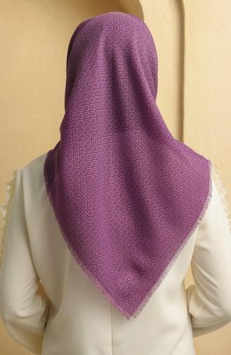 Echarpe Violet 90127-12