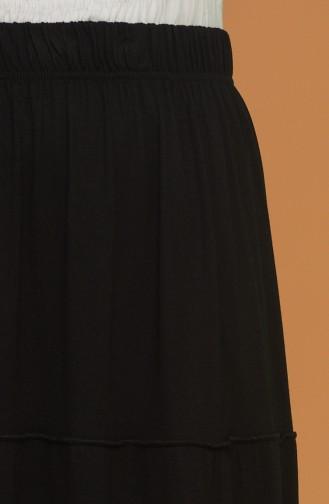 Jupe Noir 8339-01