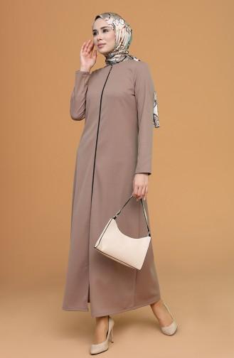 Mink Abaya 1012P-02