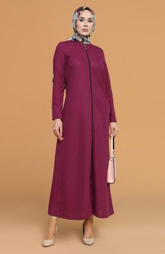 Damson Abaya 1012-05