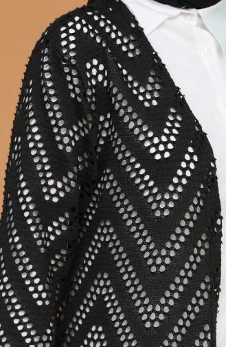 Gilets Noir 8338-01