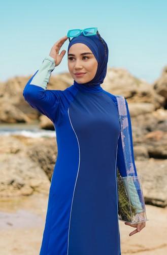 ملابس السباحة نيلي 21615-01