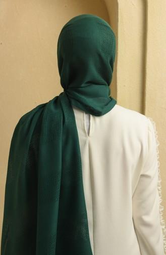 Smaragdgrün Schal 90129-01