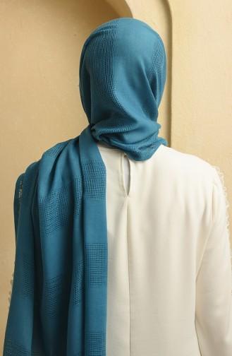 Turquoise Shawl 90129-03