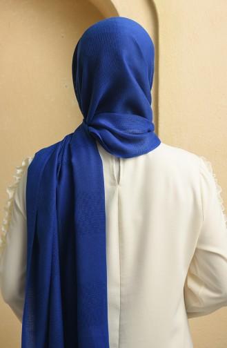 Saks-Blau Schal 90129-04