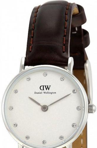 Brown Wrist Watch 0922DW
