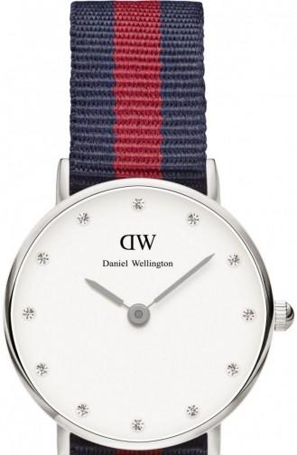 ساعة أزرق كحلي 0925DW