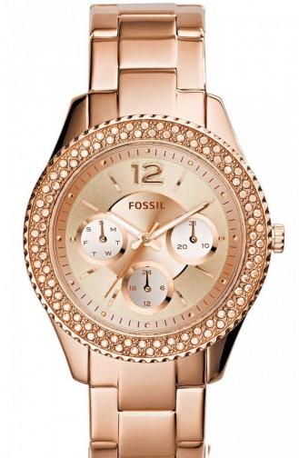 Rose Skin Horloge 3590