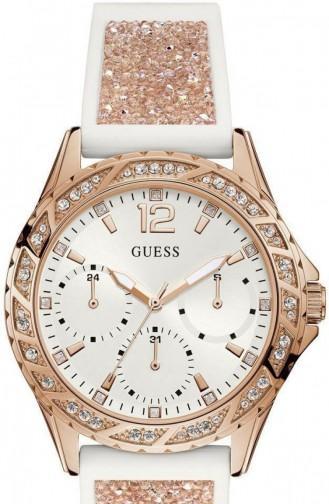 Rose Tan Wrist Watch 1096L2