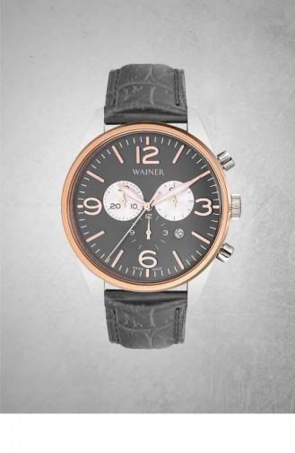 Schwarz Uhren 13426-M
