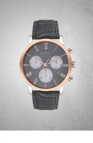 ساعة أسود 17060-E