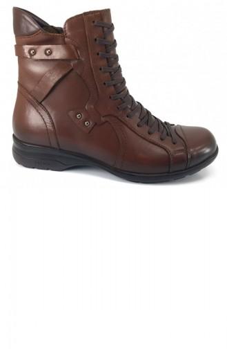Tan Boots-booties 7174