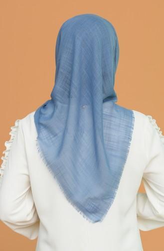 Echarpe Bleu Jean 90105-45