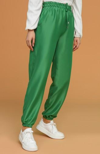 Pantalon Vert 0192-05