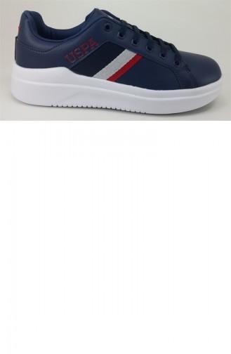 أحذية رياضية أزرق كحلي 5127