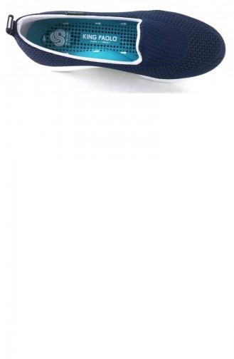 أحذية رياضية أزرق كحلي 6429