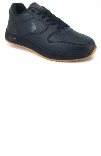 أحذية رياضية أسود 7193