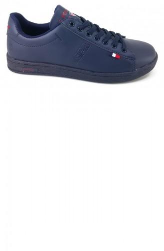 أحذية رياضية أزرق كحلي 719