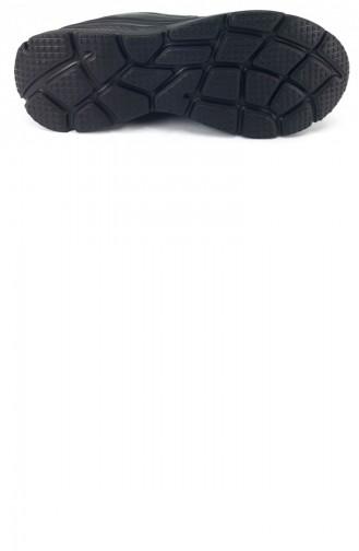 أحذية رياضية أسود 7217