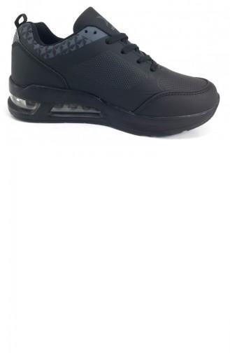أحذية رياضية أسود 7219