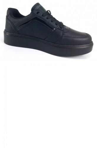 أحذية رياضية أسود 7296