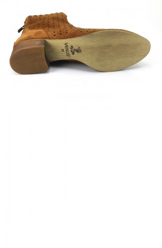 Tobacco Brown Casual Shoes 7608