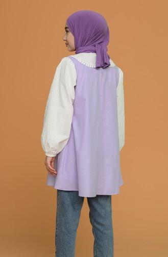 Violet Shirt 5550-04