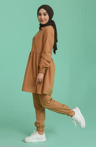 Caramel Suit 0206-13