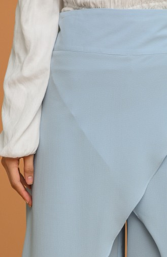 Jupe-Pantalon Bleu Bébé 3209-05