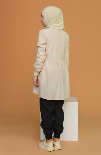 Beige Suit 0206-15