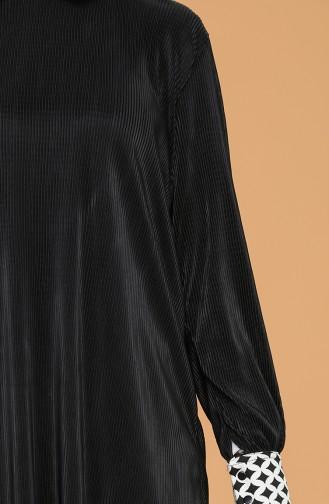 Black Blouse 4480-07