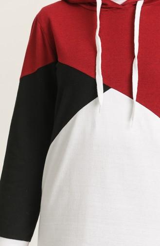 Claret red Trainingspak 50104-02